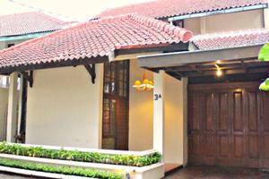 De Kapten Setiabudi Cottage