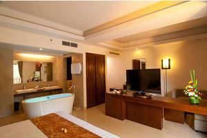 Sense Hotel Seminyak - kamar Hanimun