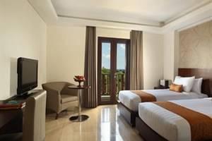 Sense Hotel Seminyak - Deluxe Sea View