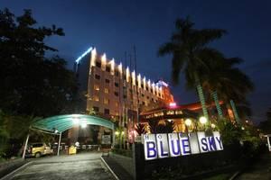 Hotel Blue Sky Balikpapan - Eksterior.