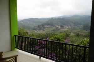 Deview Hotel Batu - pemandangan