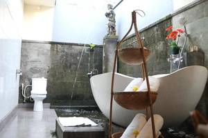 Villa JJ and Spa Ubud Bali - Bathroom