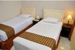 Hotel Serena Bandung - Deluxe Twin