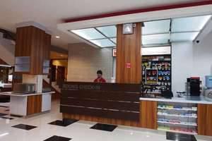 Hotel Bed andBreakfast Surabaya - Resepsionis