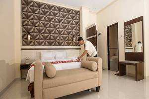 Puri Indah Hotel and Convention Lombok - Kamar tamu