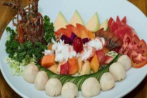 Puri Indah Hotel and Convention Lombok - Food and Beverage