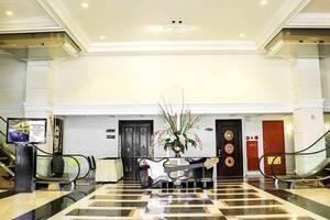Amos Cozy Hotel Melawai - Lobby
