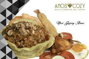Amos Cozy Hotel Melawai - Nasi Goreng Amos