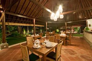 The Junno Villa Bali - Ruang Makan