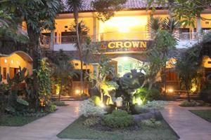 Crown Hotel Lombok - Eksterior