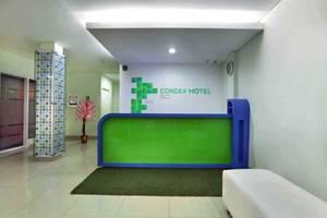Cordex Hotel Ancol Jakarta - Lobi