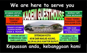 Kaoem Guesthouse