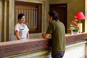 Kuta Seaview Hotel Bali - Pelayanan Tamu