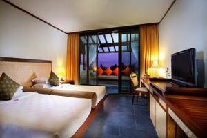 Kuta Seaview Hotel Bali - Lanai Deluxe Room