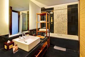 Kuta Seaview Hotel Bali - Lanai Deluxe Garden Kamar Mandi