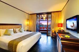 Kuta Seaview Hotel Bali - Lanai Deluxe Seaview