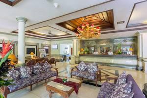 Kuta Seaview Hotel Bali - Lobby Interior