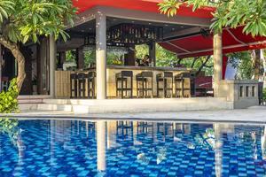 Kuta Seaview Hotel Bali - Rosso Vivo Bar
