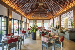 Kuta Seaview Hotel Bali - Rosso Vivio Dine & Lounge