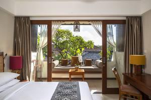 Kuta Seaview Hotel Bali - Deluxe Room Bedroom
