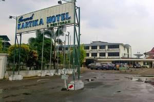Grand Kartika Hotel Pontianak - Tampilan Luar Hotel