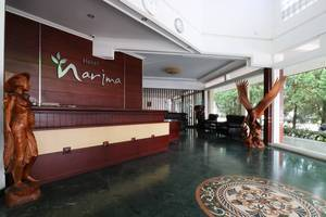 Narima Resort Bandung - Reception 1