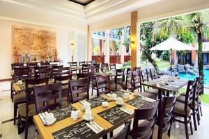 The Arnawa Hotel Pangandaran - Ruang makan