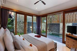Lacasa Villa Bali - Kamar tamu