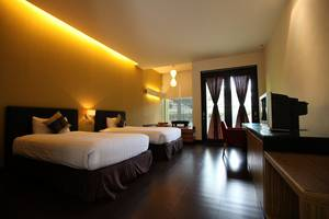 Mikie Holiday Resort Medan - Mikie Plus ( Deluxe Room )