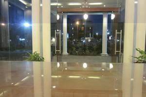 Hotel Padang - Lobi (10/Feb/2014)