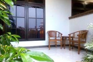 Sekar Arum Resort Bali - Terrace