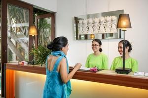 Chic Quarter Jakarta - new lobby