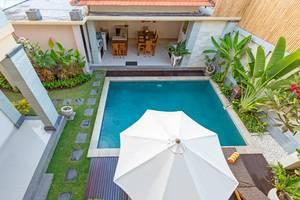 Kubal Villa Bali - Kolam Renang