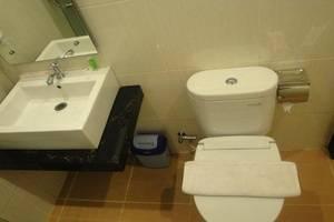 Grand Pacifik Hotel Makassar - Kamar mandi