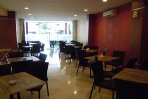 Grand Pacifik Hotel Makassar - Ruang tamu