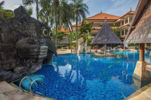 The Tanjung Benoa Beach Resort Bali - Kolam Renang