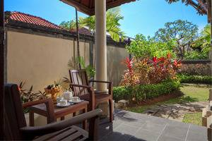 The Tanjung Benoa Beach Resort Bali - 2 bedroom family villa garden
