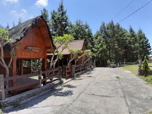 Villa Omah Kayu Bromo