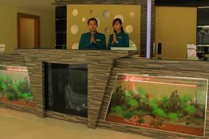 D'Grande Hotel Batam Batam - Resepsionis