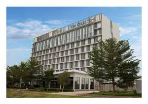 The Celecton Hotel Jababeka Bekasi - Building Morning