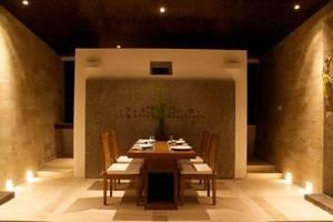 Villa Scena Bali - Ruang makan