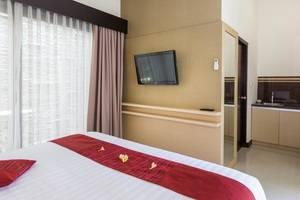 RedDoorz @ Nakula Seminyak 2 Bali - Kamar tamu