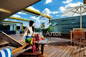 Hotel Grand Artos Magelang - Swimming Pool
