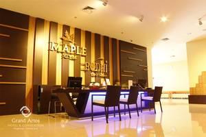 Hotel Grand Artos Magelang - Maple Gym Reception