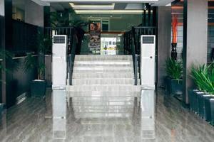 Alpha Hotel Pekanbaru - Pintu Masuk