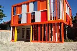 Djo Front One Inn Bengkulu - exterior