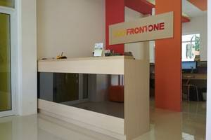 Djo Front One Inn Bengkulu - interior