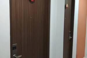 Djo Front One Inn Bengkulu - room