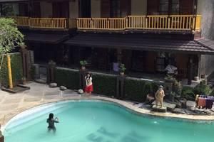 Hotel NEW Grand Desa Resort Sukabumi - Kolam Renang