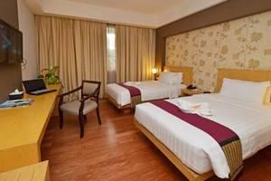 The Axana Hotel Padang - room4